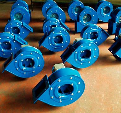 ventilatori industriali sama srl