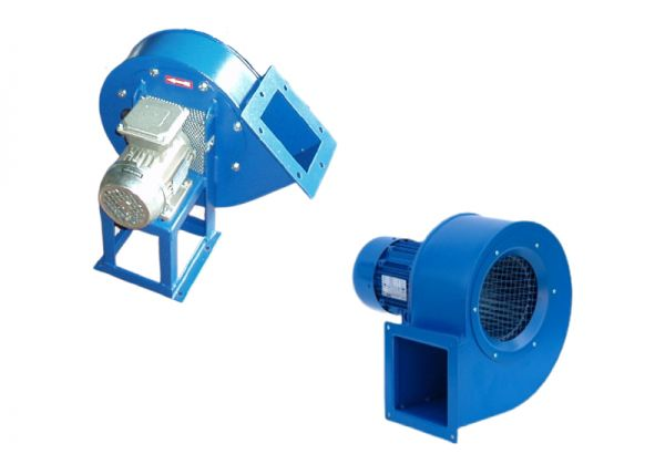 Ventilatori centrifughi DCF-DCS