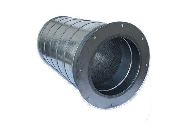Ventole e accessori Silenziatori per ventilatori centrifughi