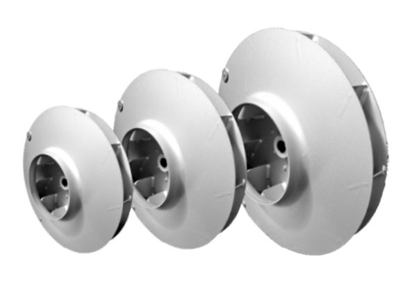 Fans and accessories Centrifugal Impeller