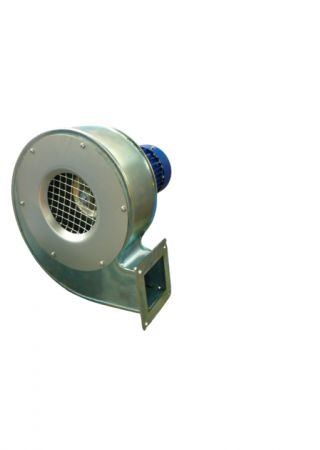 Ventilatore zincato