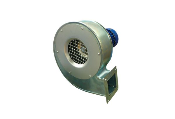 Esecuzioni speciali Ventilatore zincato